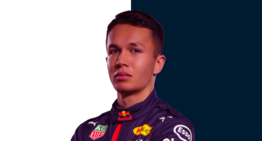 FOR FANZONE Driver Profile Albon Listing