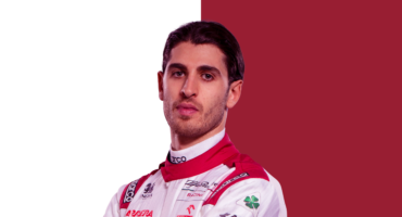 FOR FANZONE Driver Profile Giovinazzi detail
