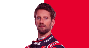 FOR FANZONE Driver Profile Grosjean Listing