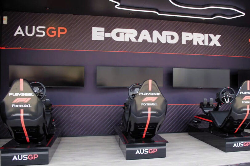 FOR VIDEO20 Aus GP20 E Grand Prix