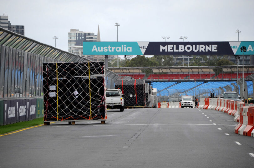 Aus GP 2020 Final Touches
